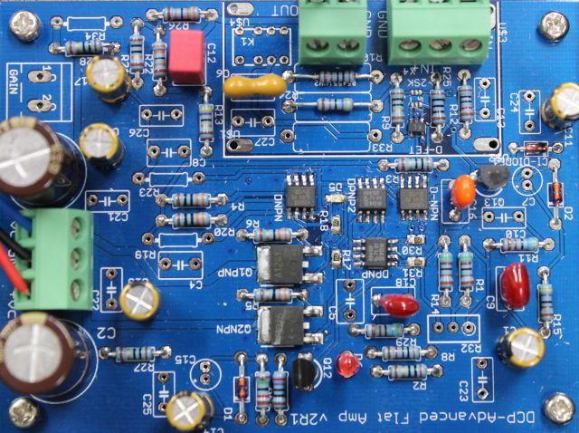 DCP-110 アース分離回路設計
